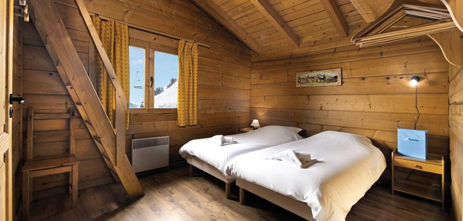 Chalet Les Arolles bedroom 2